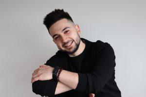Image of Barber and webinar presenter